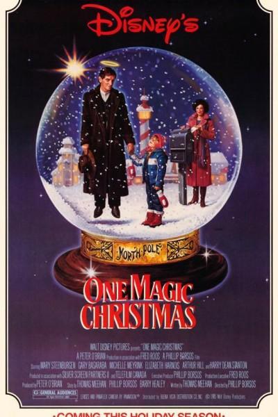 Caratula, cartel, poster o portada de Navidades mágicas