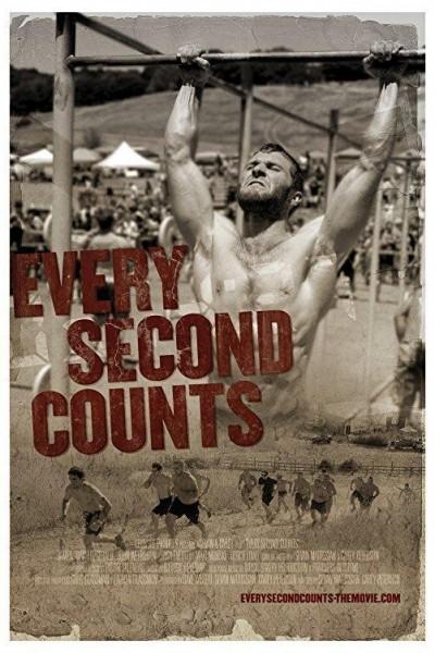 Caratula, cartel, poster o portada de Every Second Counts: The Story of the 2008 CrossFit Games