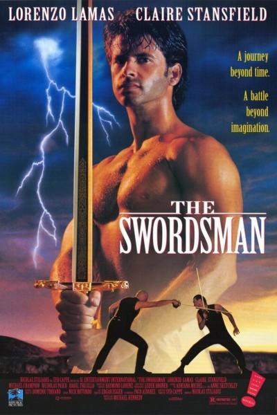 Caratula, cartel, poster o portada de The Swordsman, La Espada Milenaria