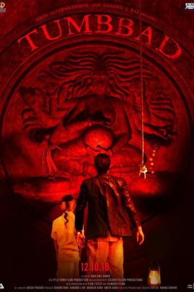 Caratula, cartel, poster o portada de Tumbbad
