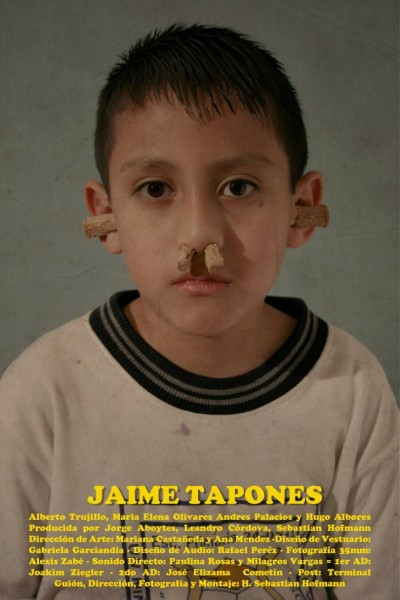Caratula, cartel, poster o portada de Jaime Tapones