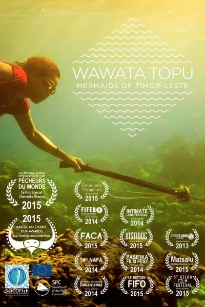 Caratula, cartel, poster o portada de Wawata Topu: Mermaids of Timor-Leste