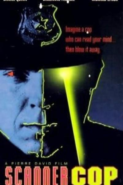 Caratula, cartel, poster o portada de Scanners 4: Scanner Cop