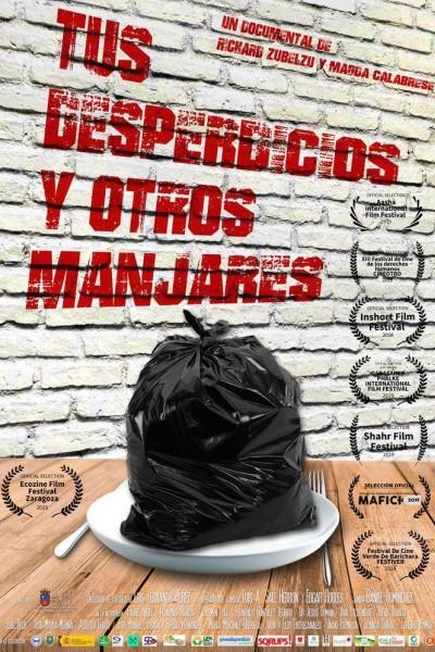 Caratula, cartel, poster o portada de Tus desperdicios y otros manjares