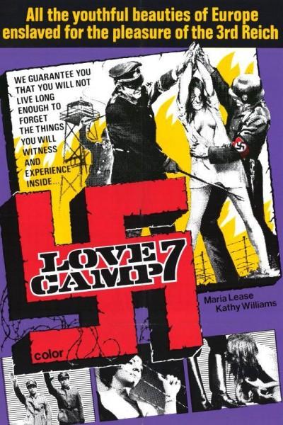 Caratula, cartel, poster o portada de Campo de concentración nº 7