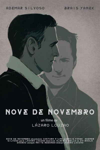 Caratula, cartel, poster o portada de Nove de Novembro
