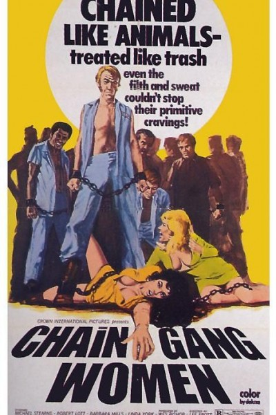Caratula, cartel, poster o portada de Chain Gang Women