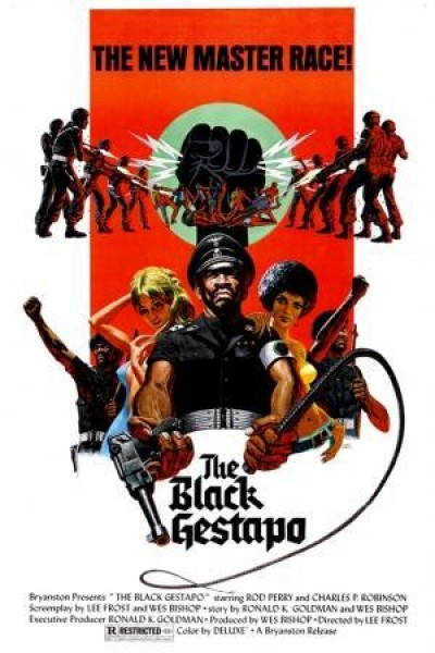 Caratula, cartel, poster o portada de The Black Gestapo