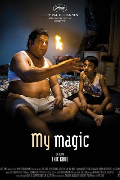 Caratula, cartel, poster o portada de My magic