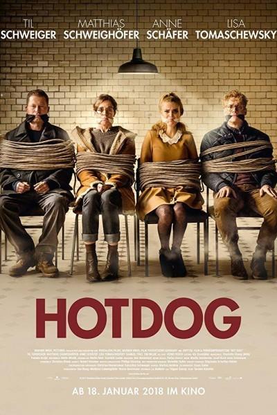 Caratula, cartel, poster o portada de Hot Dog
