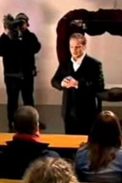 Caratula, cartel, poster o portada de Derren Brown: Pushed to the Edge