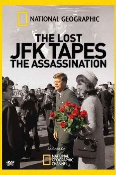 Caratula, cartel, poster o portada de Las grabaciones perdidas de JFK