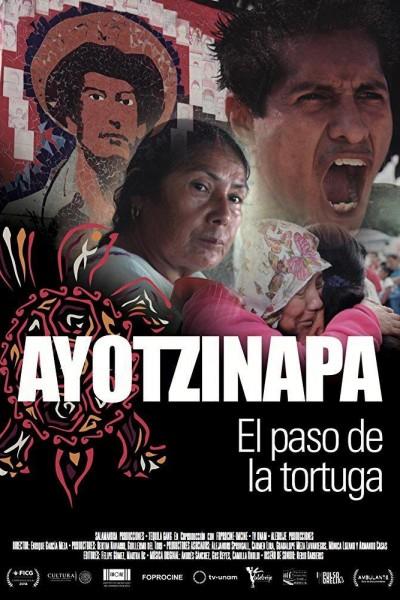 Caratula, cartel, poster o portada de Ayotzinapa, el paso de la tortuga