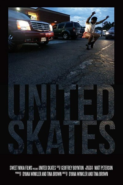Caratula, cartel, poster o portada de United Skates