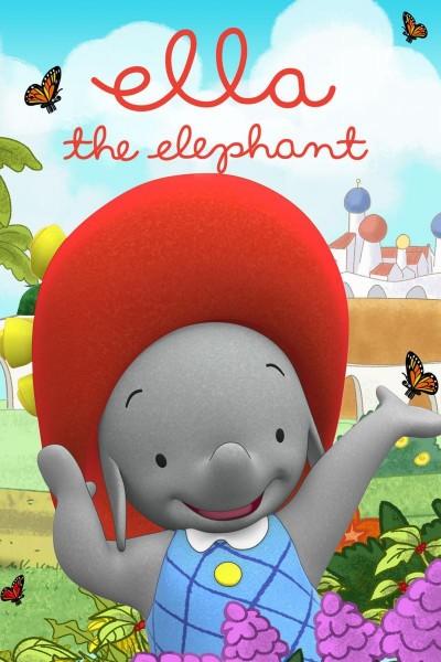 Caratula, cartel, poster o portada de Ella, la elefanta