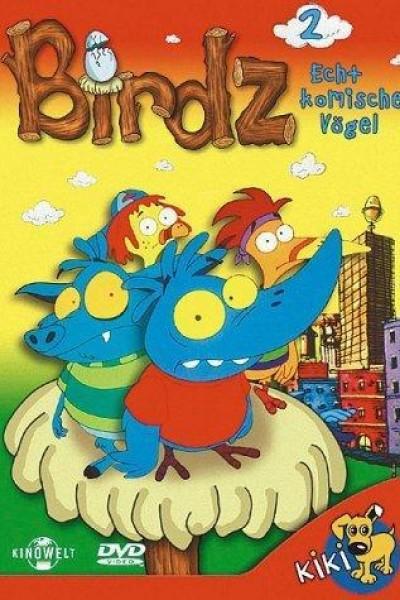 Caratula, cartel, poster o portada de Birdz