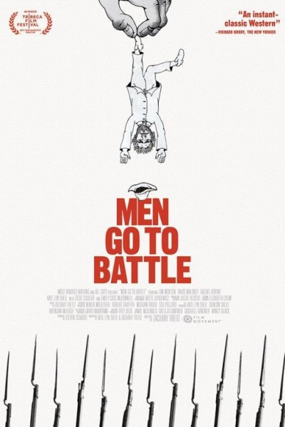 Caratula, cartel, poster o portada de Men Go to Battle