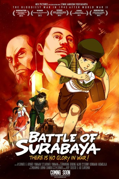 Caratula, cartel, poster o portada de Battle of Surabaya