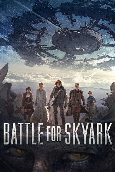 Caratula, cartel, poster o portada de Battle for Skyark