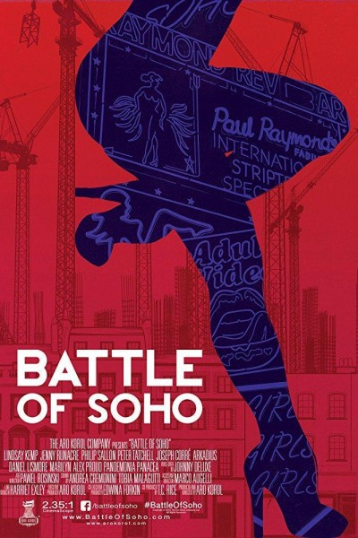 Caratula, cartel, poster o portada de Battle of Soho