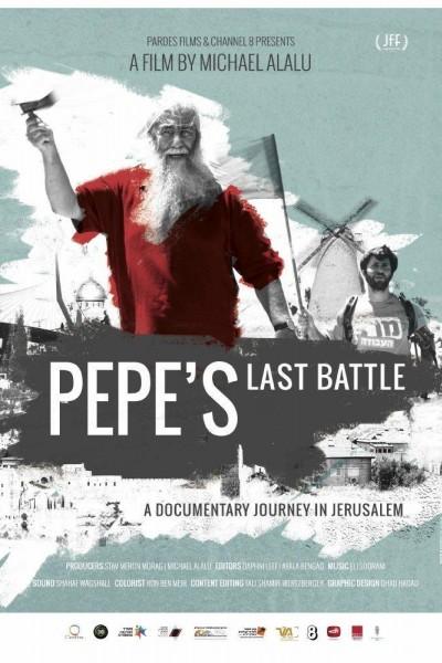 Caratula, cartel, poster o portada de Pepe\'s Last Battle
