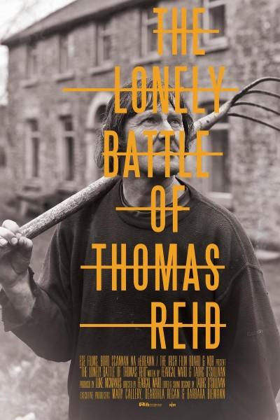 Caratula, cartel, poster o portada de La batalla en solitario de Thomas Reid