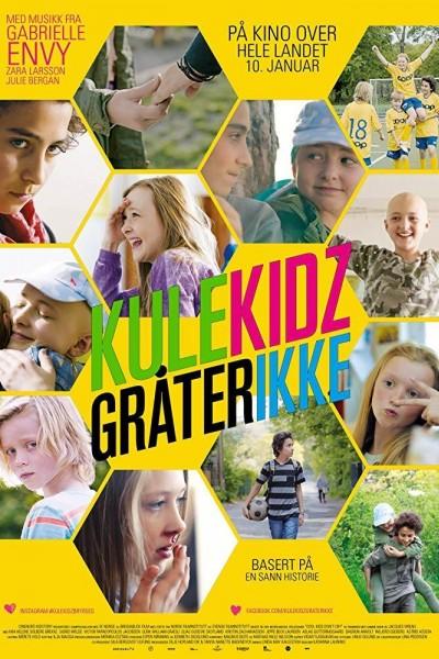 Caratula, cartel, poster o portada de Kule kidz gråter ikke
