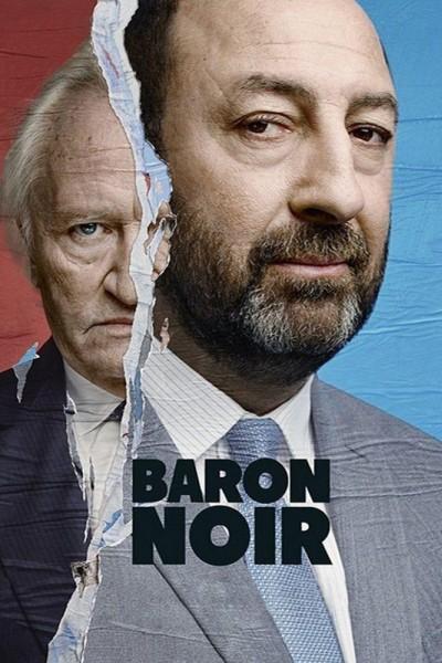 Caratula, cartel, poster o portada de Baron noir (Barón negro)
