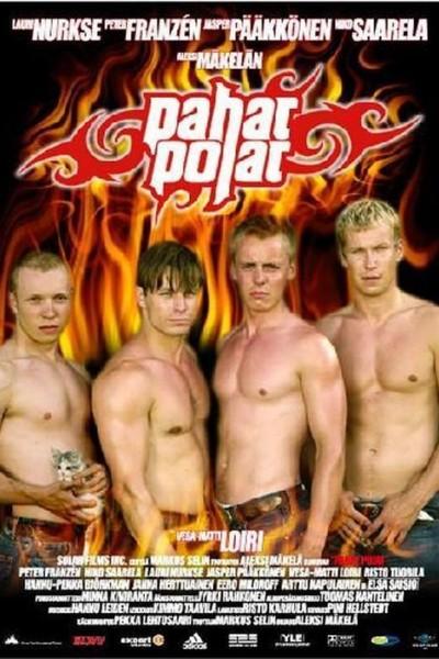 Caratula, cartel, poster o portada de Bad Boys: A True Story