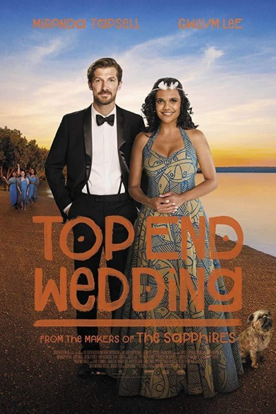 Caratula, cartel, poster o portada de Top End Wedding