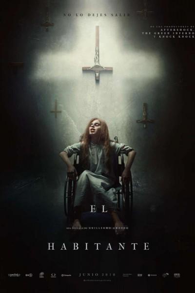 Caratula, cartel, poster o portada de El habitante