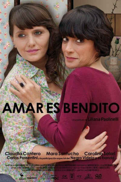 Caratula, cartel, poster o portada de Amar es bendito