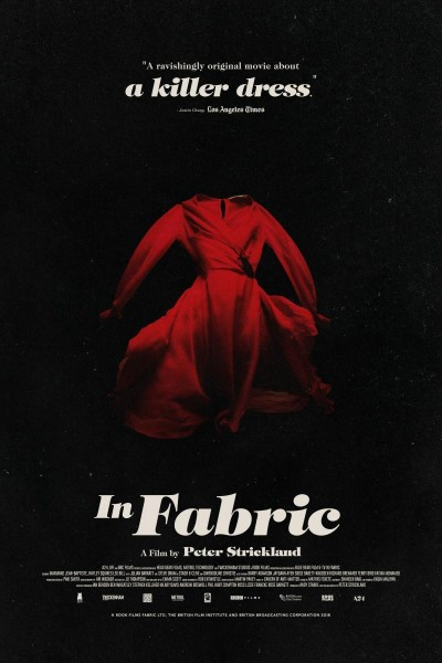 Caratula, cartel, poster o portada de In Fabric