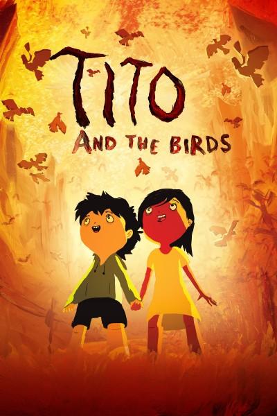 Caratula, cartel, poster o portada de Tito e os Pássaros