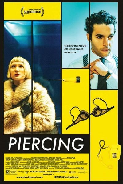 Caratula, cartel, poster o portada de Piercing