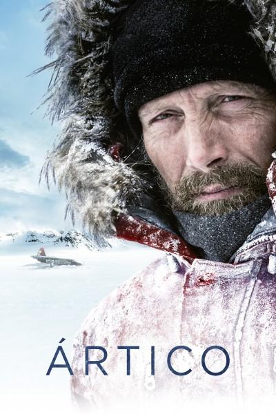 Caratula, cartel, poster o portada de Ártico