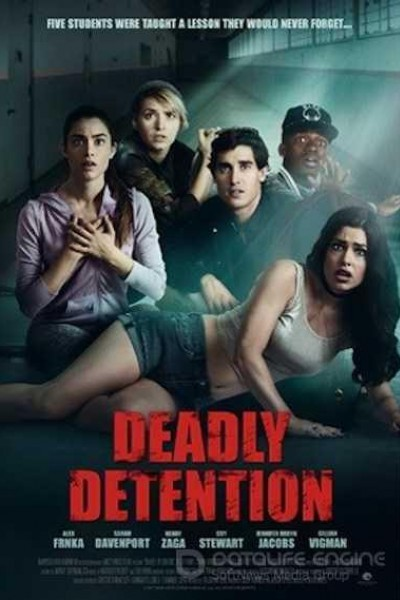 Caratula, cartel, poster o portada de The Detained