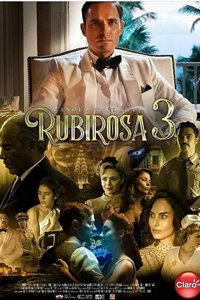 Caratula, cartel, poster o portada de Rubirosa 3