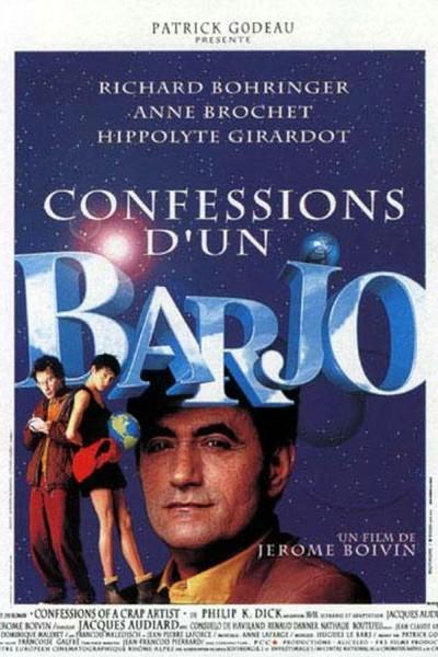 Caratula, cartel, poster o portada de Confessions d\'un Barjo