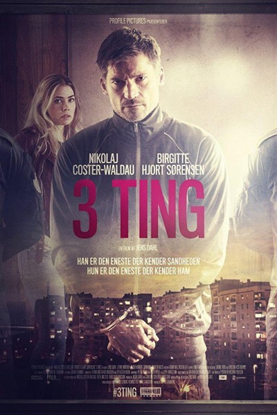 Caratula, cartel, poster o portada de 3 Things