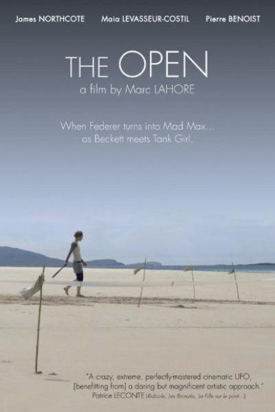 Caratula, cartel, poster o portada de The Open