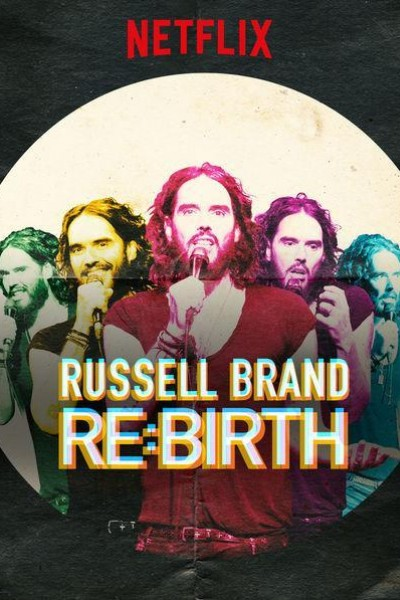 Caratula, cartel, poster o portada de Russell Brand: Re:Birth