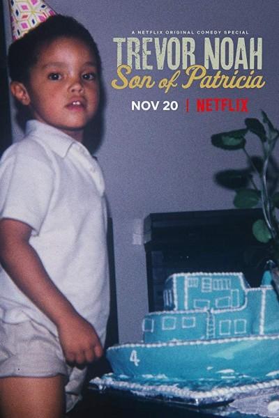 Caratula, cartel, poster o portada de Trevor Noah: Son of Patricia
