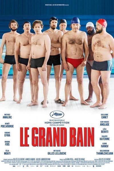 Caratula, cartel, poster o portada de El gran baño