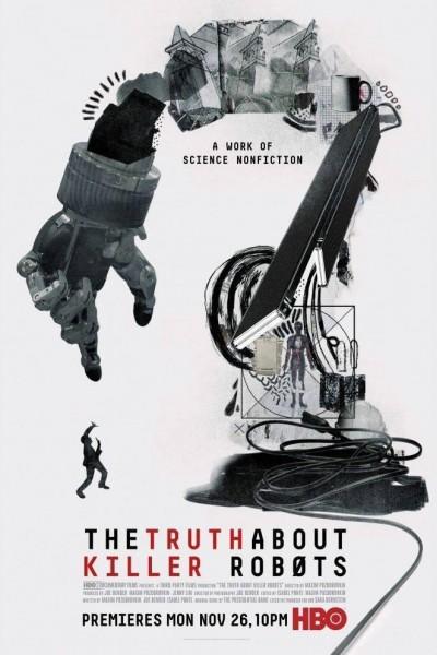 Caratula, cartel, poster o portada de La verdad sobre los robots asesinos
