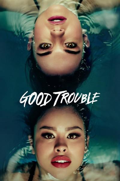 Caratula, cartel, poster o portada de Good Trouble