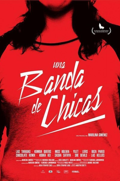 Caratula, cartel, poster o portada de Una banda de chicas