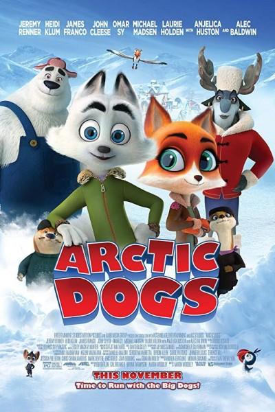 Caratula, cartel, poster o portada de Arctic Justice