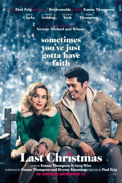 Caratula, cartel, poster o portada de Last Christmas