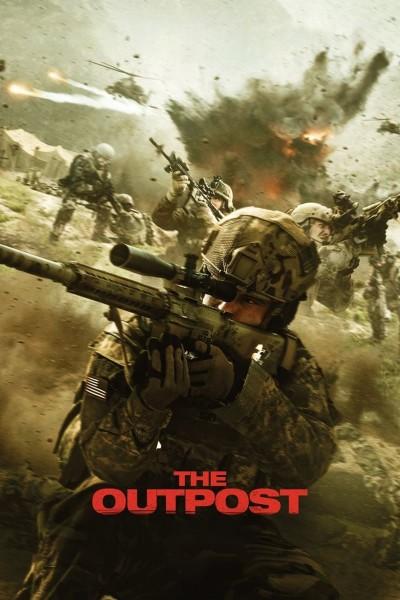 Caratula, cartel, poster o portada de The Outpost